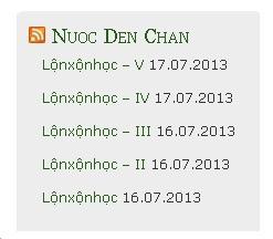 lon xon hoc